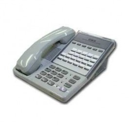 VB-43220 Panasonic Refurbished DBS Telephone 22 Button Standard Gray