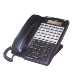VB-43220 Panasonic  Refurbished DBS Telephone 22 Button Standard Black