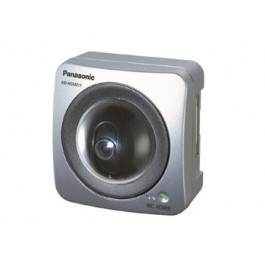 BB-HCM311A Panasonic Wired Indoor Mic 640x480 SD Card Memory IP Network Camera