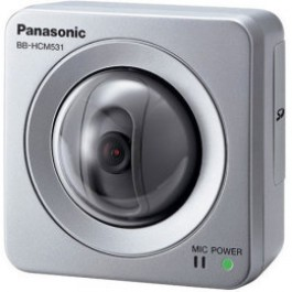 BB-HCM531A Panasonic Outdoor PoE MPEG-4 Network Camera