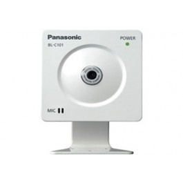 BL-C101A Panasonic Refurbished Low Cost IP Network Camera Fixed Indoor