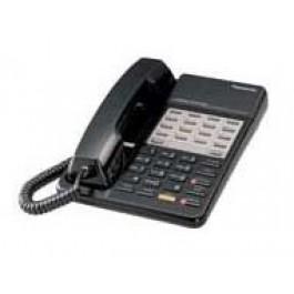 KX-T7050-B Panasonic Refurbished Monitor 12 CO Line KX-T7050B Black