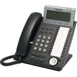 KX-DT346-B Panasonic Digital Proprietary Phone 6-line LCD Backlit 24 CO Key KX-DT346B Black