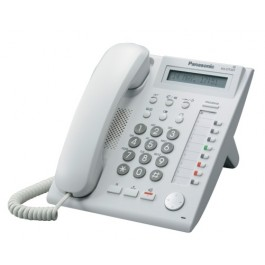 KX-NT321 Panasonic IP Telephone 8 CO buttons 1-Line LCD 2nd LAN Port