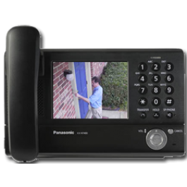 KX-NT400 Panasonic VoIP Touchscreen Display Phone
