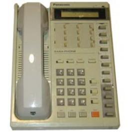 KX-T123230 Refurbished Panasonic System Phone 12 Button Speakerphone 1-Line Display