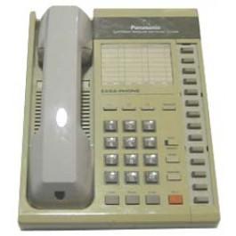 KX-T123220 Panasonic Refurbished System Phone 12 Button Speakerphone