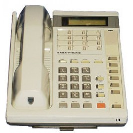 KX-T61630 Panasonic Refurbished System Phone 6 Button Speakerphone 1-Line Display