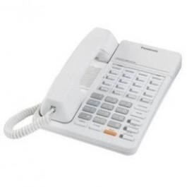 KX-T7020  Panasonic Refurbished Speakerphone 12 CO Line White