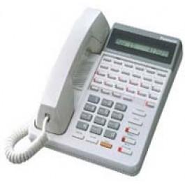 KX-T7135 Panasonic Refurbished Speakerphone Large LCD 12 CO Line White