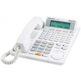 KX-T7453 Panasonic Digital 24 Button Speakerphone 3-Line Display White