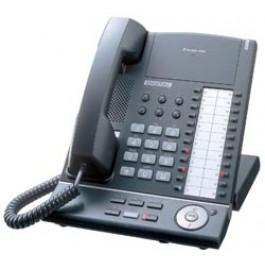 KX-T7625-B Panasonic Digital Proprietary Speakerphone 24 Button KX-T7625B