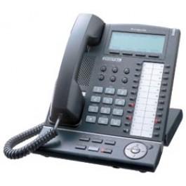 KX-T7636-B Panasonic Digital Proprietary 6-Line Backlit LCD Speakerphone KX-T7636B