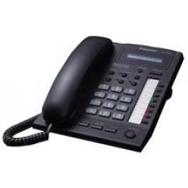 KX-T7667-B  Panasonic Refurbished Digital Proprietary Telephone 1-Line LCD Speakerphone 12 Button Black