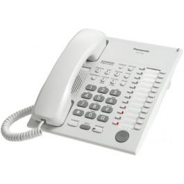 KX-T7720  Panasonic  Refurbished Advanced Hybrid Proprietary Telephone Speakerphone KX-T7720 White