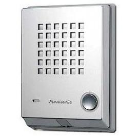 KX-T7765 Panasonic Silver Modern Door Box Solar Light
