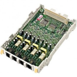 KX-TAW84880 Panasonic 4-Port Loop Start CO Trunk Line Card LCOT4 for KX-TAW848
