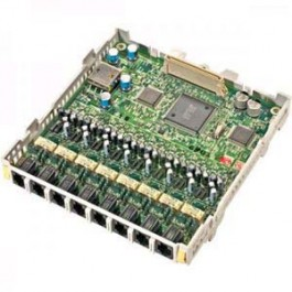 KX-TAW84874 Panasonic 8-Port Single Line Card SLC8 for KX-TAW848