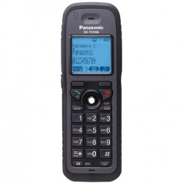 KX-TD7696 Panasonic Rugged Cordless DECT Black