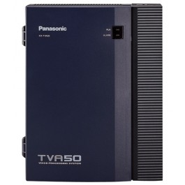 KX-TDA50G Panasonic Hybrid IP PBX Main Unit Initial 4 CO Caller ID and 4 Hybrid Extensions