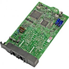KX-TVA502 Panasonic 2-Port Hybrid Expansion Card for KX-TVA50