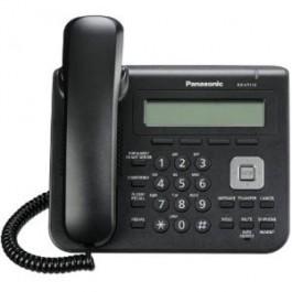 KX-UT113-B Panasonic Standard SIP Phone with 3 line Backlit LCD Display