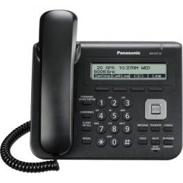 KX-UT113B  Panasonic Basic SIP Phone with 3 line LCD Display