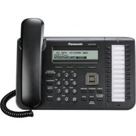 KX-UT133-B Panasonic Standard SIP Phone with 3 line Backlit LCD Display