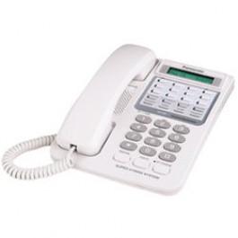KX-T7335 Panasonic  Refurbished Backlit LCD Display Analog Speakerphone Telephone