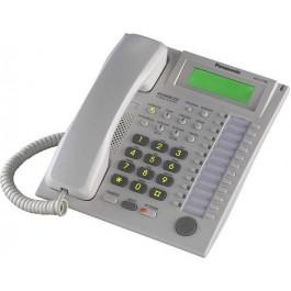 KX-T7736 Panasonic Advanced Hybrid Proprietary 3-Line Backlit LCD Speakerphone