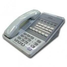 VB-42210 Panasonic Refurbished DBS Telephone 16-Button Standard Gray