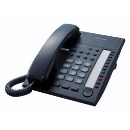 KX-T7750-B Panasonic Refurbished Black Non-Display Telephone
