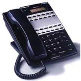 VB-44230 Panasonic Refurbished DBS Telephone 34 Button LCD Display VB-44230-B Black
