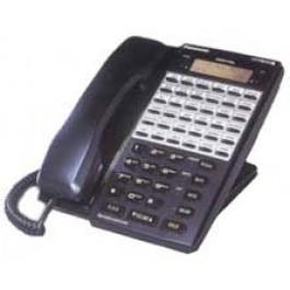 VB-44233 Panasonic Refurbished DBS Telephone 34 Button LCD Display VB-44233-B Black