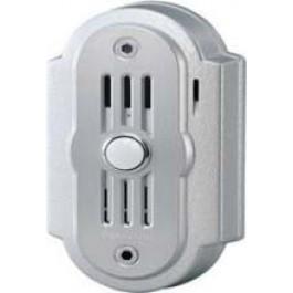 VL-GC001A-S Panasonic Metal Video Doorphone w/ Hidden Pinhole Camera Brushed Steel