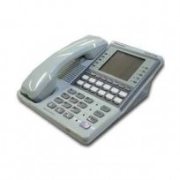 VB-43225 Panasonic Refurbished DBS Telephone 22 Button Large Display Gray
