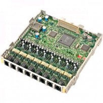 KX-TAW84876 Panasonic 8-Port Proprietary Extension Card PLC8 for KX-TAW848