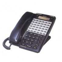 VB-43223 Panasonic Refurbished DBS Telephone 22 Button Display Black