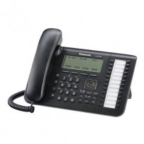 KXNT546B - Panasonic 24 Button IP Speakerphone Black