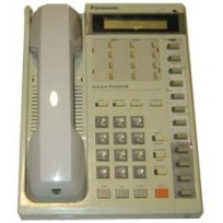 KX-T123230 Refurbished Panasonic System Phone 12 Button Speakerphone 1-Line Display