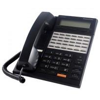 KX-T7230-B Panasonic Refurbished Digital Speakerphone 2-Line LCD 24 CO Line XDP KX-T7230B Black