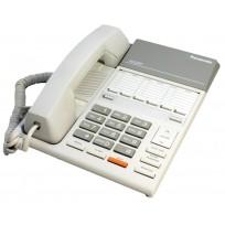 KX-T7250 Panasonic Digital Monitor Speaker 6 CO Line White Refurbished