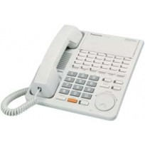 KX-T7425 Panasonic Digital 24 Button Speakerphone White