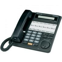 KX-T7431-B Panasonic  Refurbished  Digital 12 Button 1-Line LCD Display KX-T7431B Black