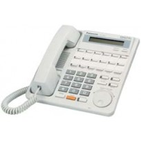 KX-T7431 Panasonic Digital 12 Button 1-Line LCD Display White