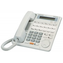 KX-T7431 Panasonic Refurbished Digital 12 Button 1-Line LCD Display White