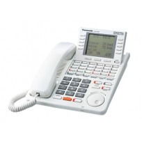 KX-T7436 Panasonic Refurbished Digital 24 Button Speakerphone 6-Line Display KXT7436 White