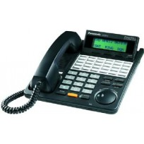 KX-T7453-B Panasonic  Refurbished Digital 24 Button Speakerphone 3-Line Display KX-T7453B Black