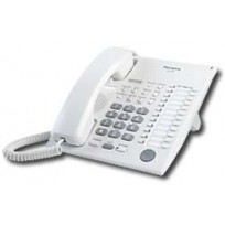 KX-T7720 Panasonic Advanced Hybrid Proprietary Telephone 24 Button Speakerphone White