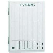 KX-TVS125 Refurbished Panasonic Voicemail Processing System 32 Hour 4 Port KX-TVS120